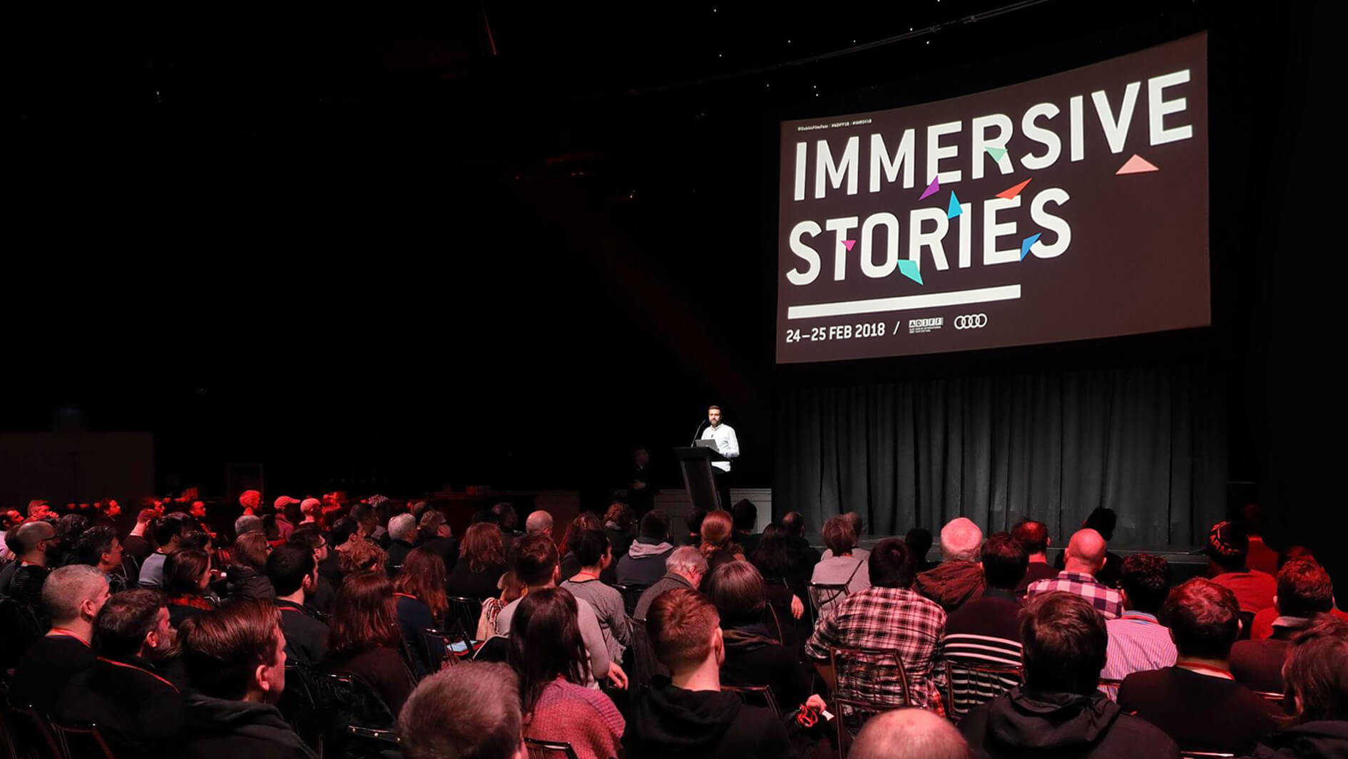 DIFF / Immersive Stories event